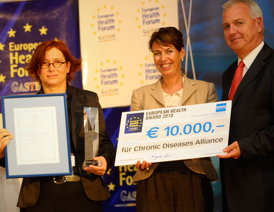 European Health Award 2010