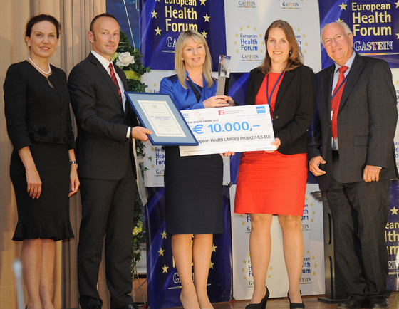 European Health Award 2012