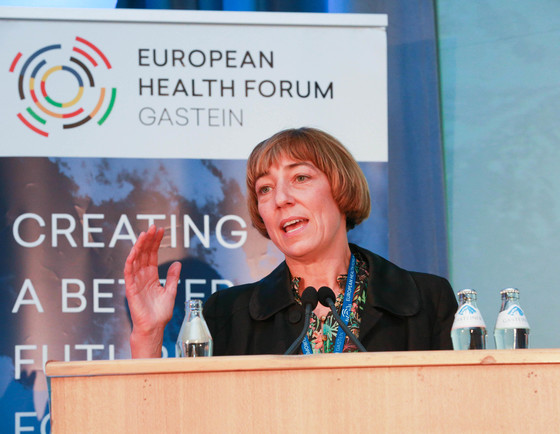 European Health Leadership Award 2019