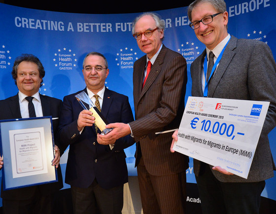 European Health Award 2015