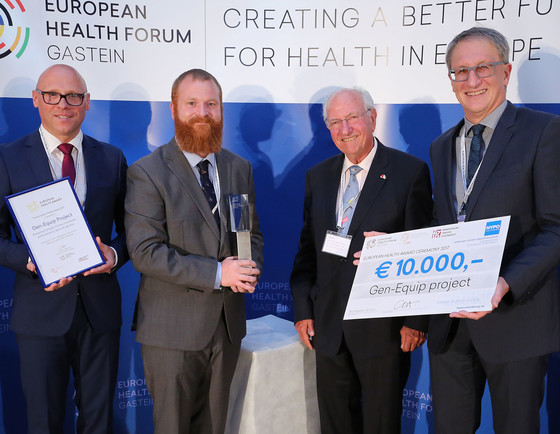 European Health Award 2017